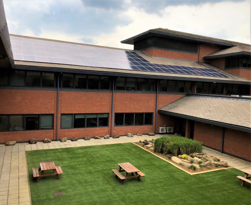 OEH Solar Panels