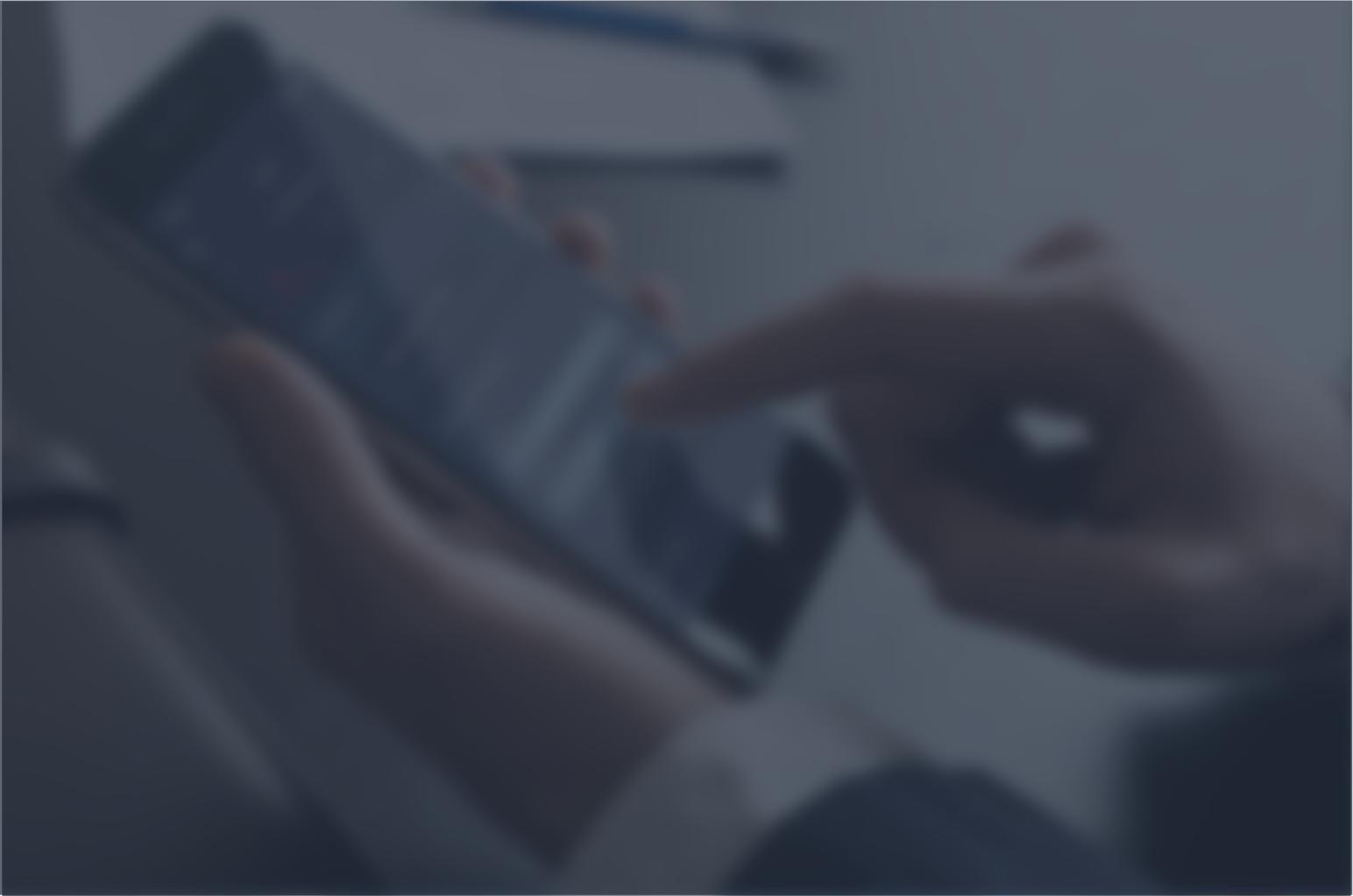 Smart App Landing Page - Hero Background
