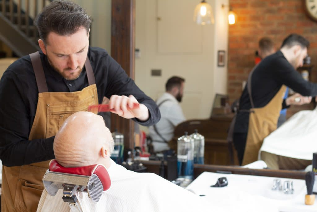 A cut above the rest: The power of the local barbershop