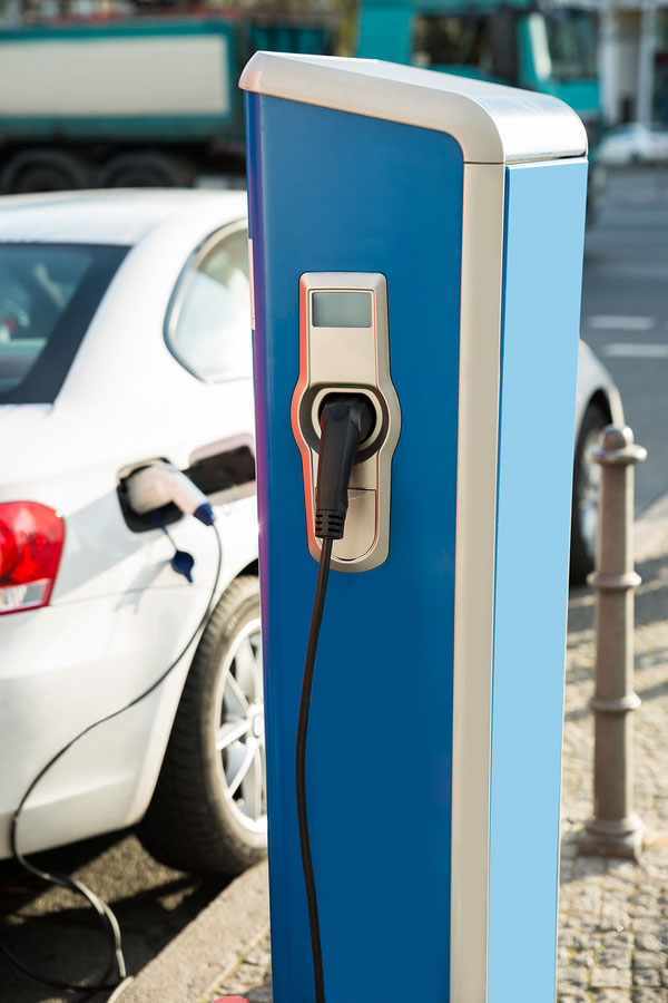 Electric-Car-Being-Recharged