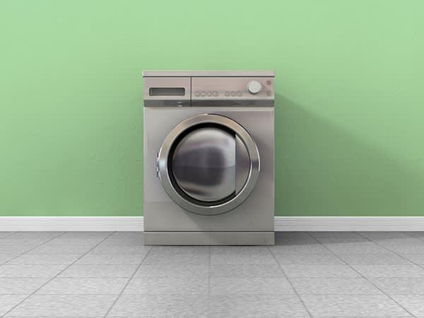 Old washing machine energy efficient appliance
