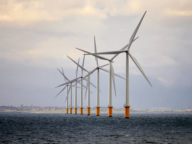 World's largest wind turbines are helping Opus Energy meet renewable requirements