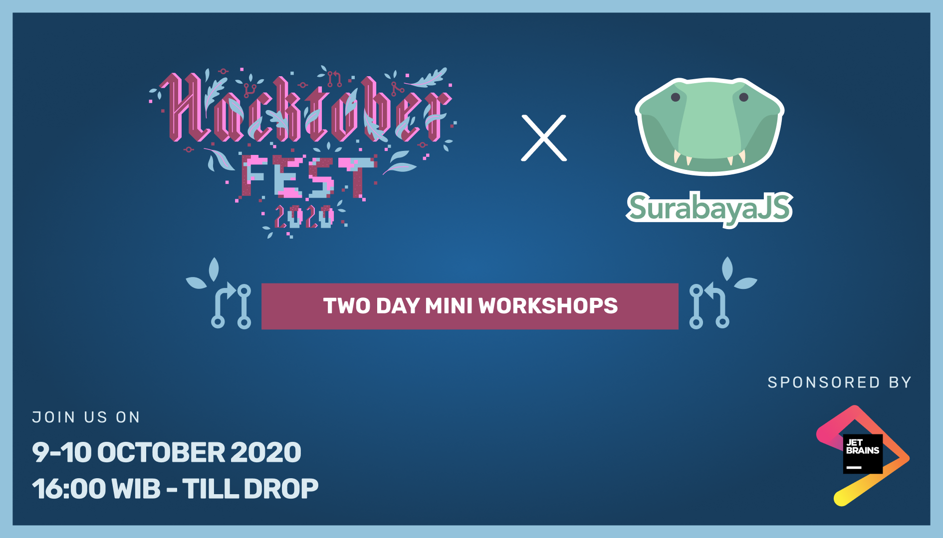 Hacktoberfest 2020 Mini Workshops