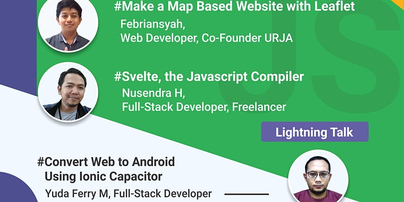 Meetup #7 - Map Based Web with Leaflet and Svelte the JavaScript Compiler