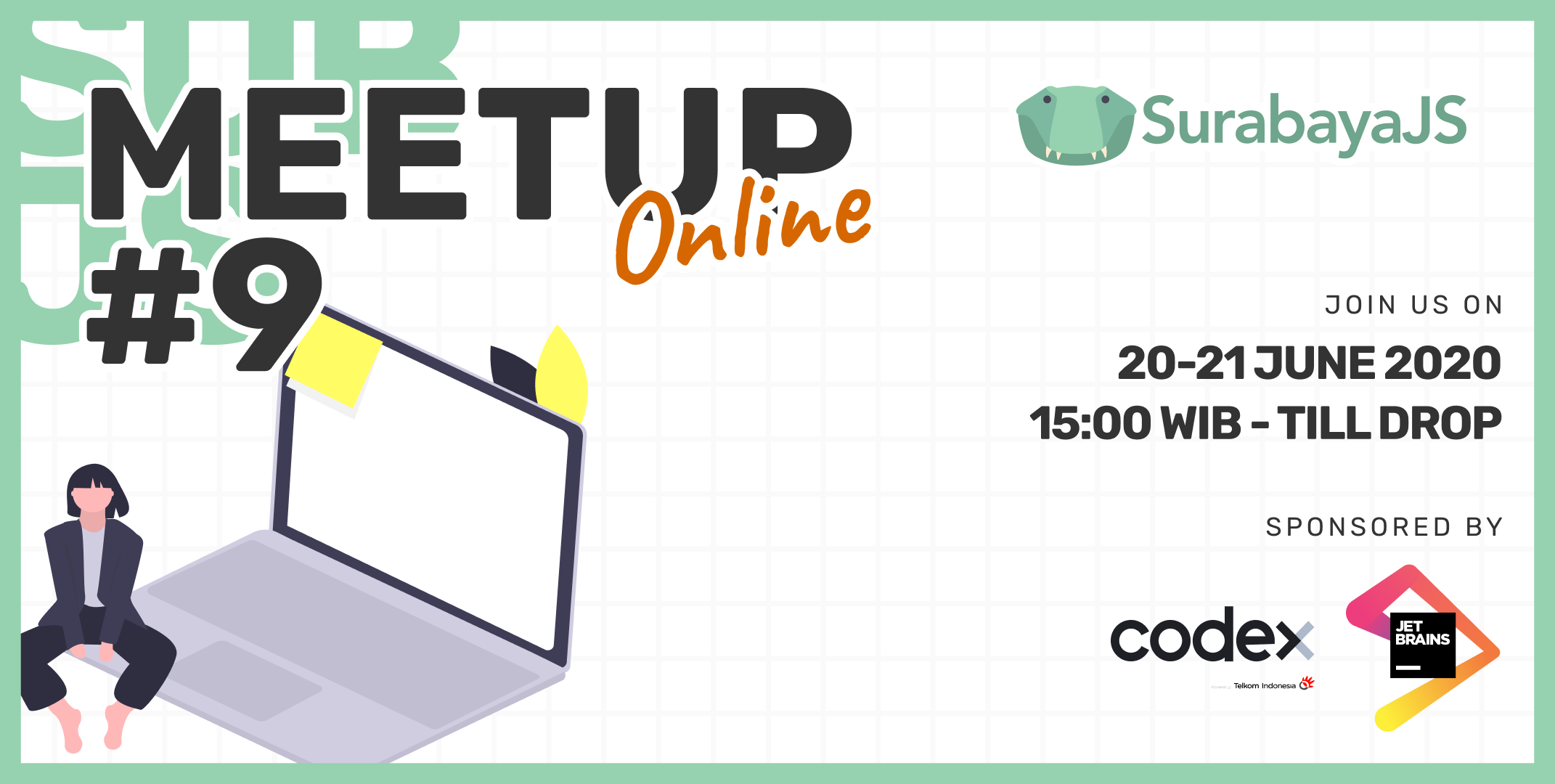 Meetup #9 - Two Day Online Meetup