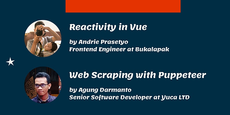 Meetup #5 - Reactivity in Vue.js and Web Scraping with Puppeteer