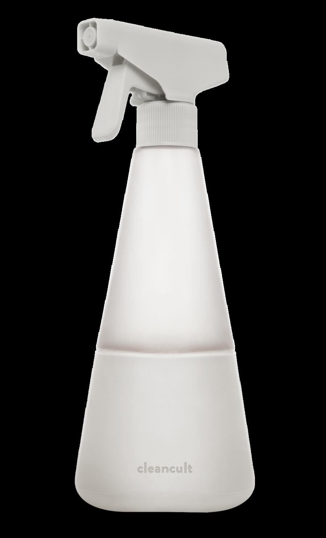 Refillable All Purpose Cleaner Spray Bottle Fragrance Free