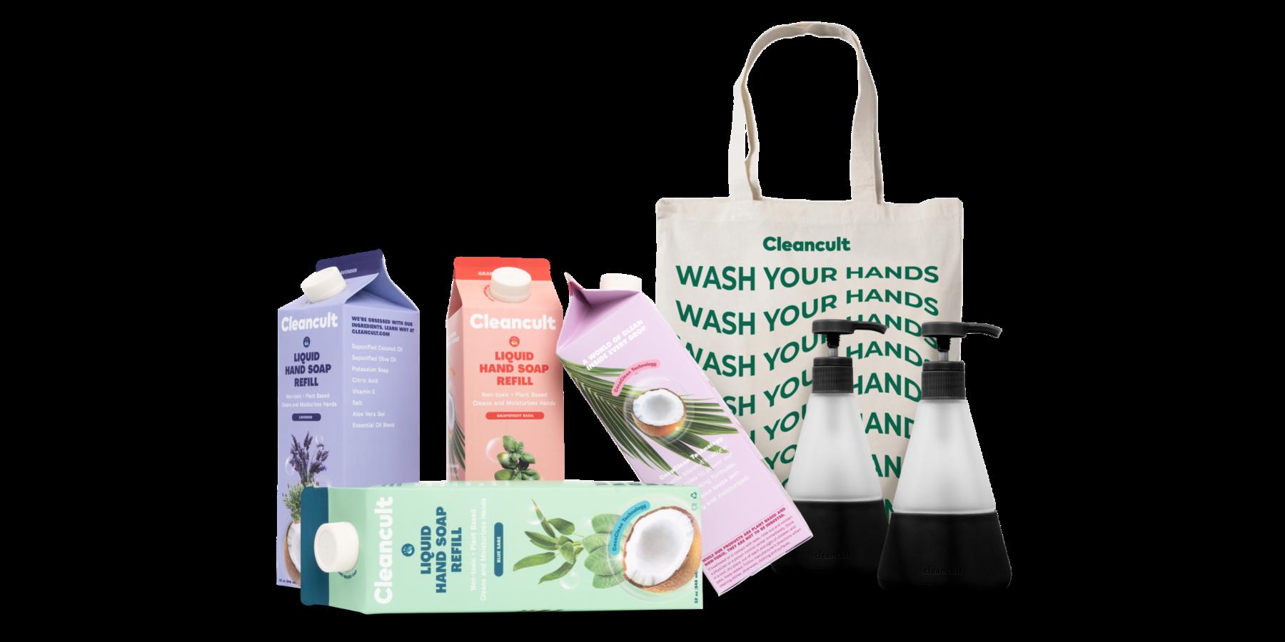 Complete Liquid Hand Soap Bundle