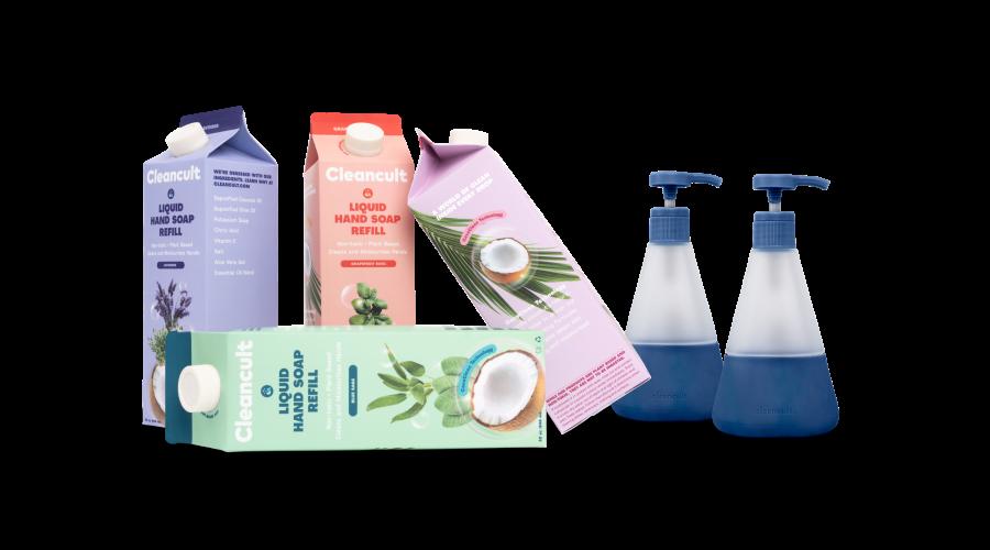 Complete Hand Soap Bundle