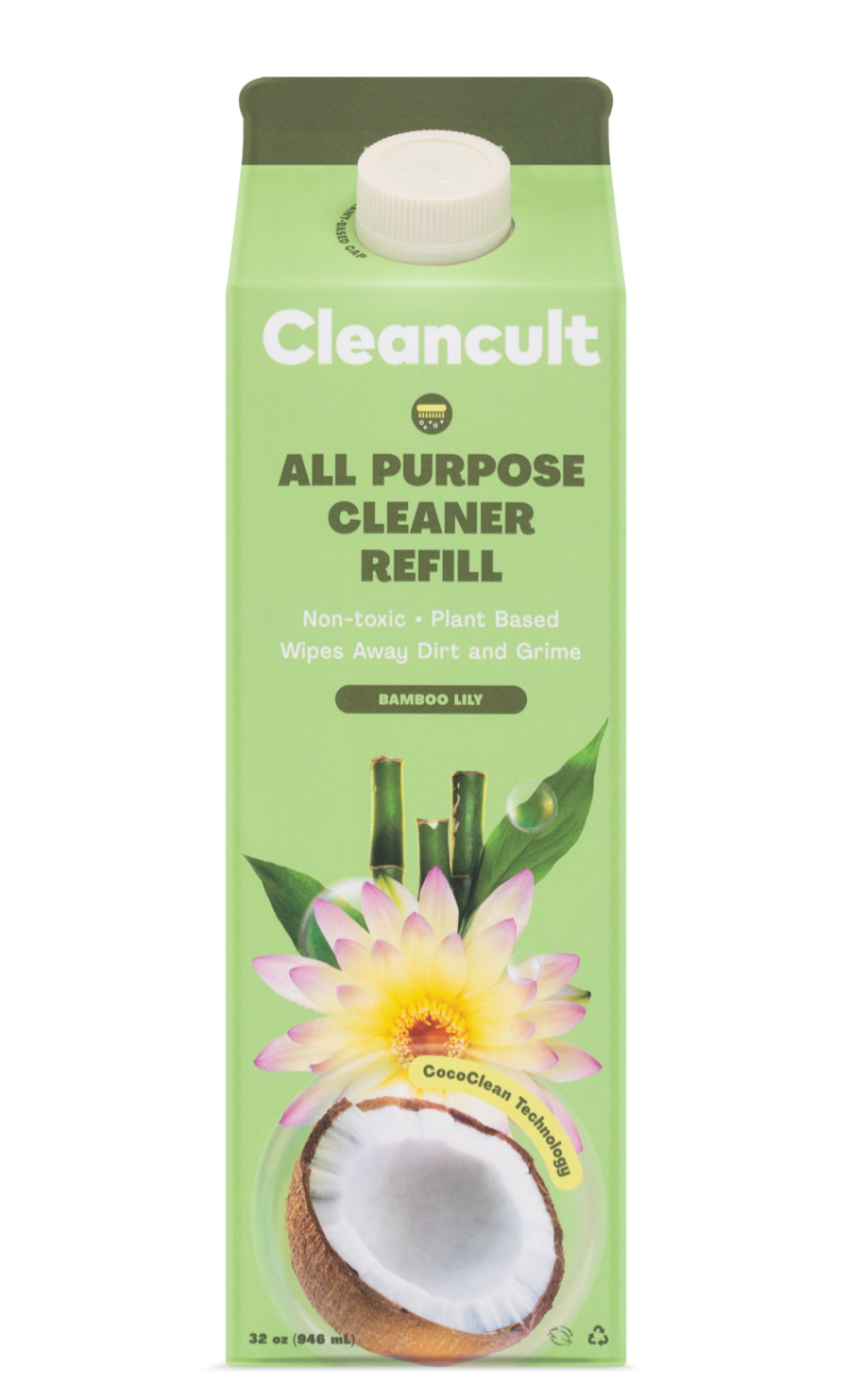 All Purpose Cleaner Refill Bamboo Lily