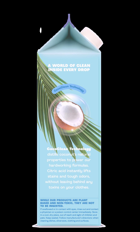 Liquid Laundry Detergent Refill Sea Spray & Aloe