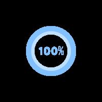 100% Plastic-free
