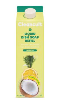Liquid Dish Soap Refill