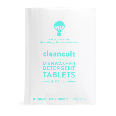 Dishwasher Tablets Refill Lemongrass
