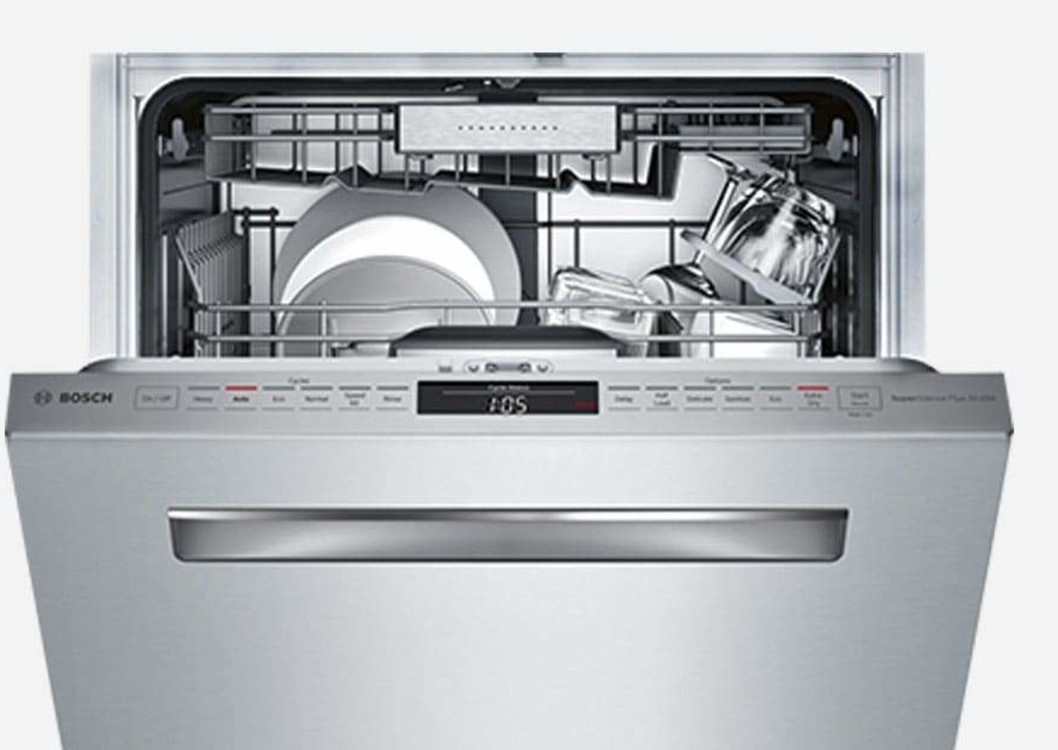 Dishwasher Front View