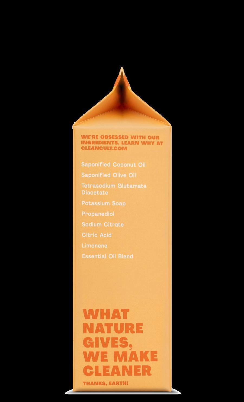 All Purpose Cleaner Refill Orange Zest