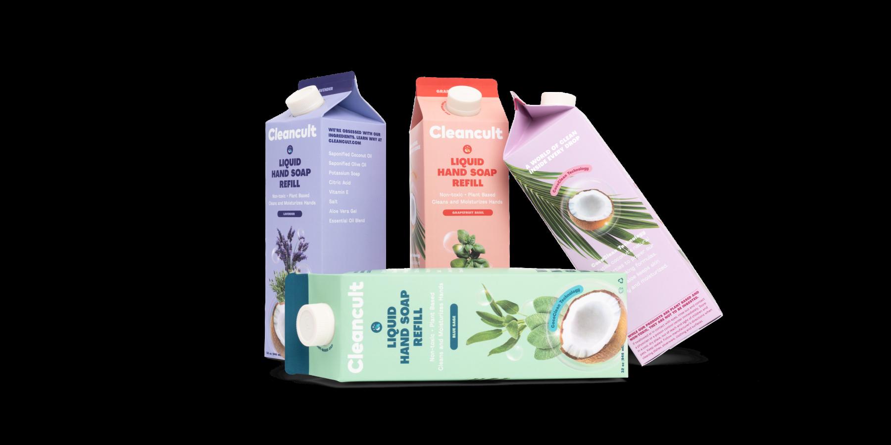 Liquid Hand Soap Variety Bundle