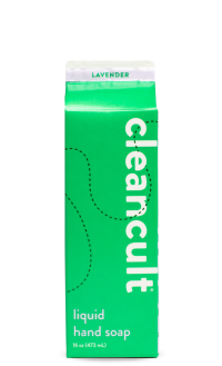 Liquid Hand Soap Refill Lavender Single Use Plastic Is Over
