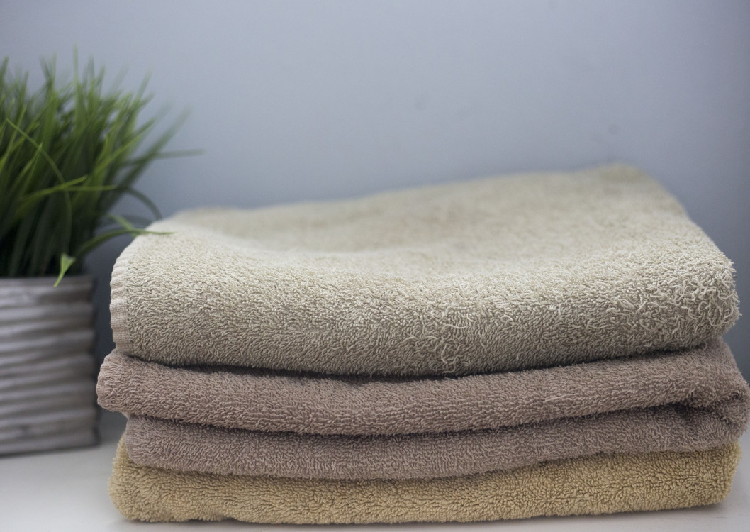 Fresh Washed Towels