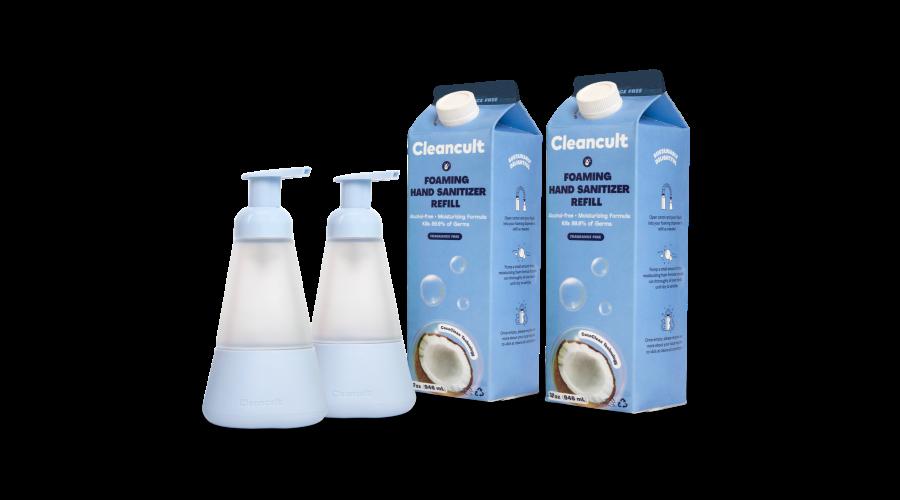 Foaming Hand Sanitizer Bundle
