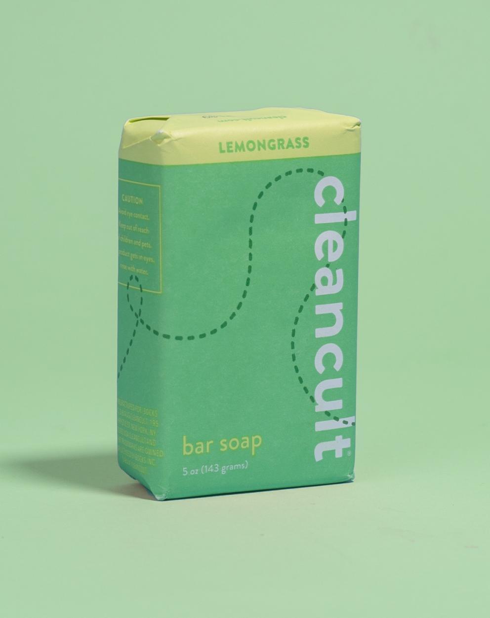 Natural Bar Soap Lemongrass