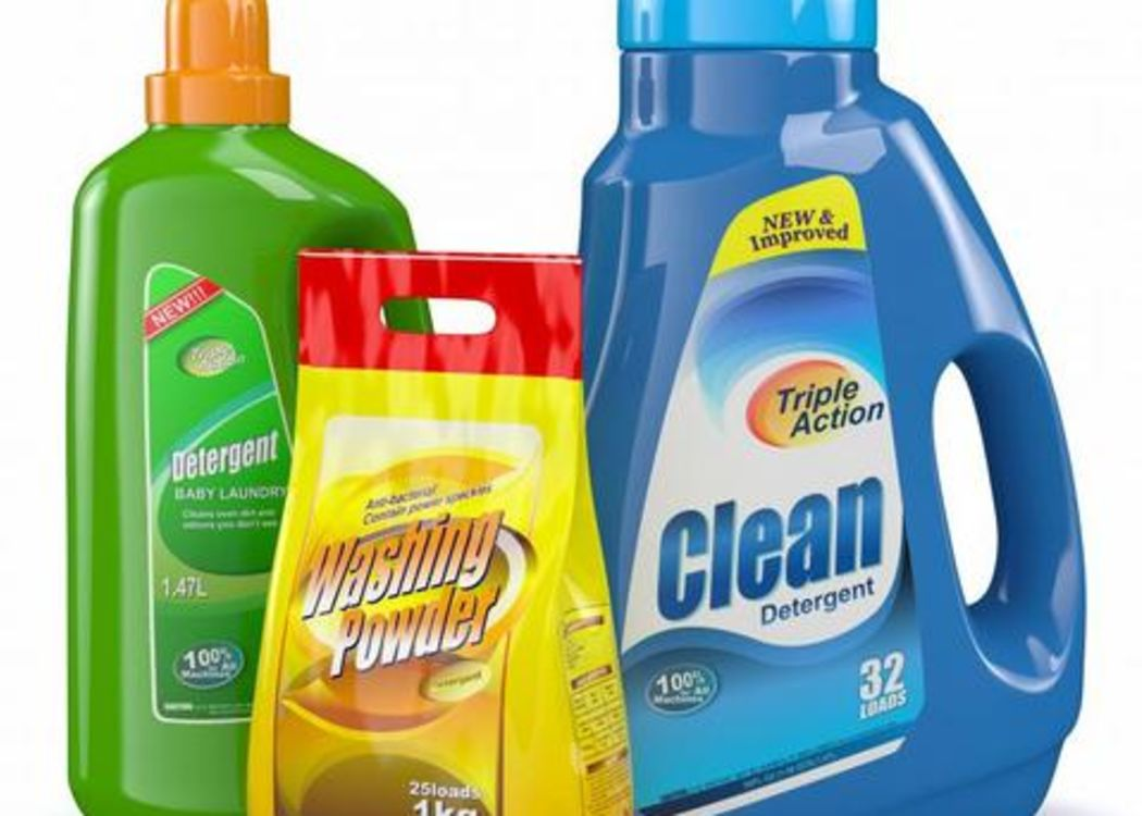 Different Types of Detergent | cleancult
