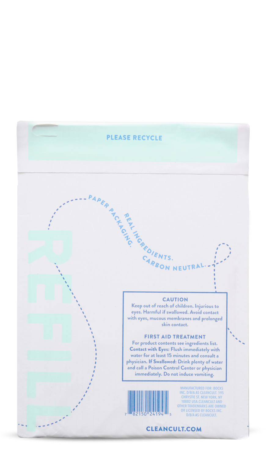 Laundry Tablets Refill Fragrance Free