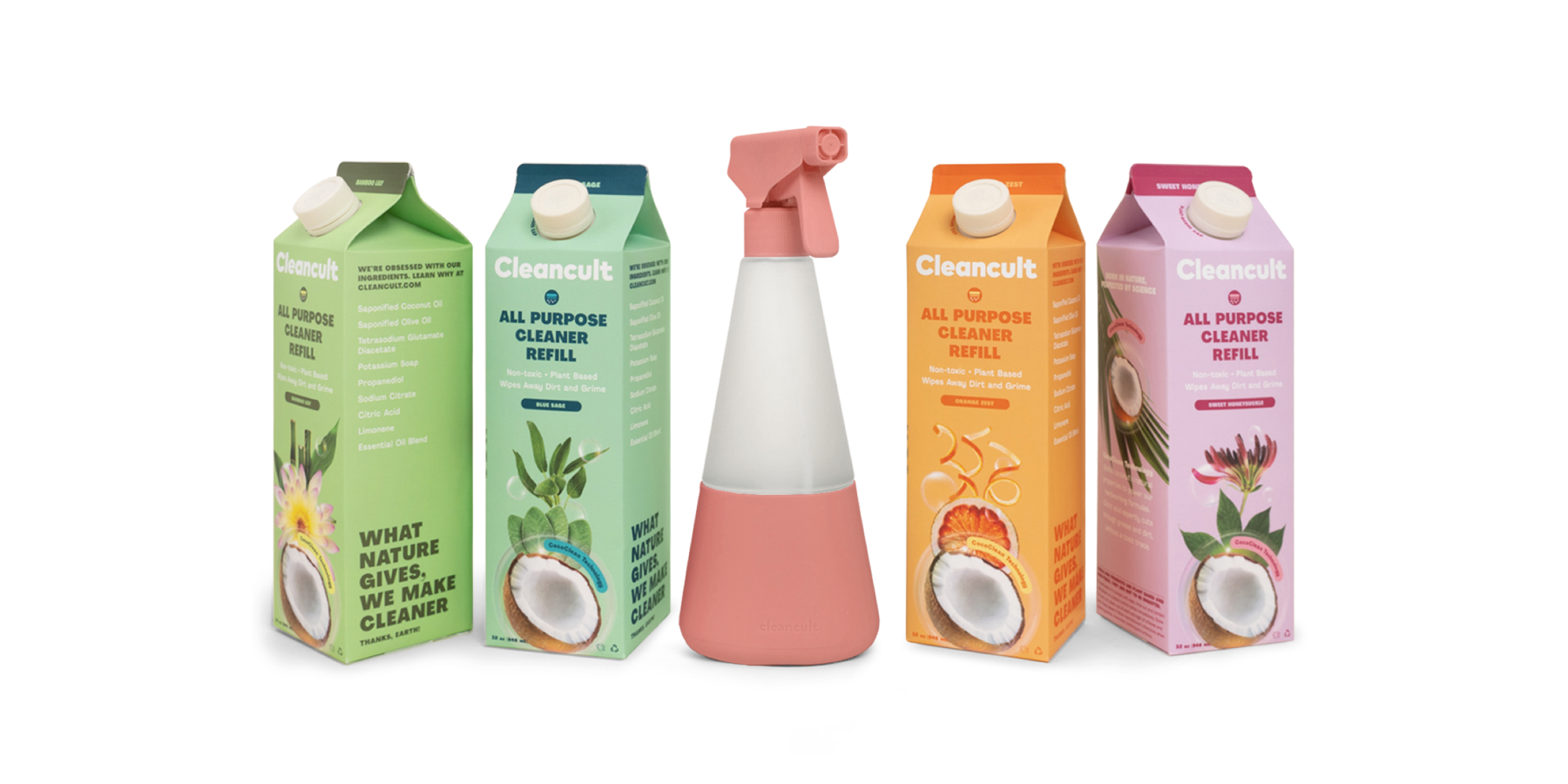 Complete All Purpose Cleaner Bundle