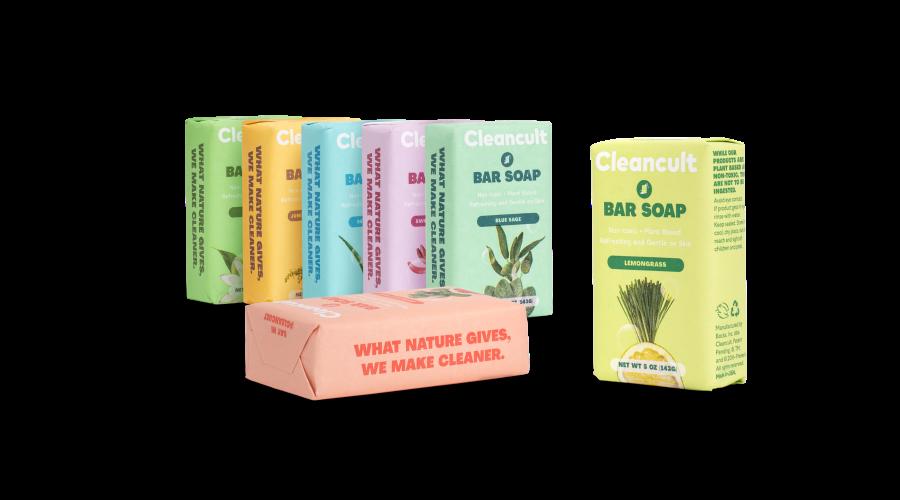 Bar Soap Variety Bundle