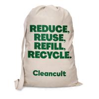 Free Reusable Laundry Bag
