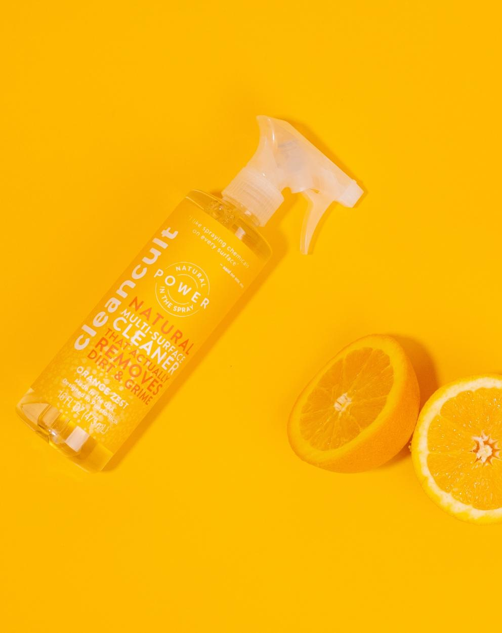 All Purpose Cleaner Orange Zest