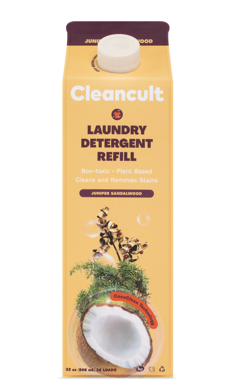 Liquid Laundry Detergent Refill Juniper & Sandalwood