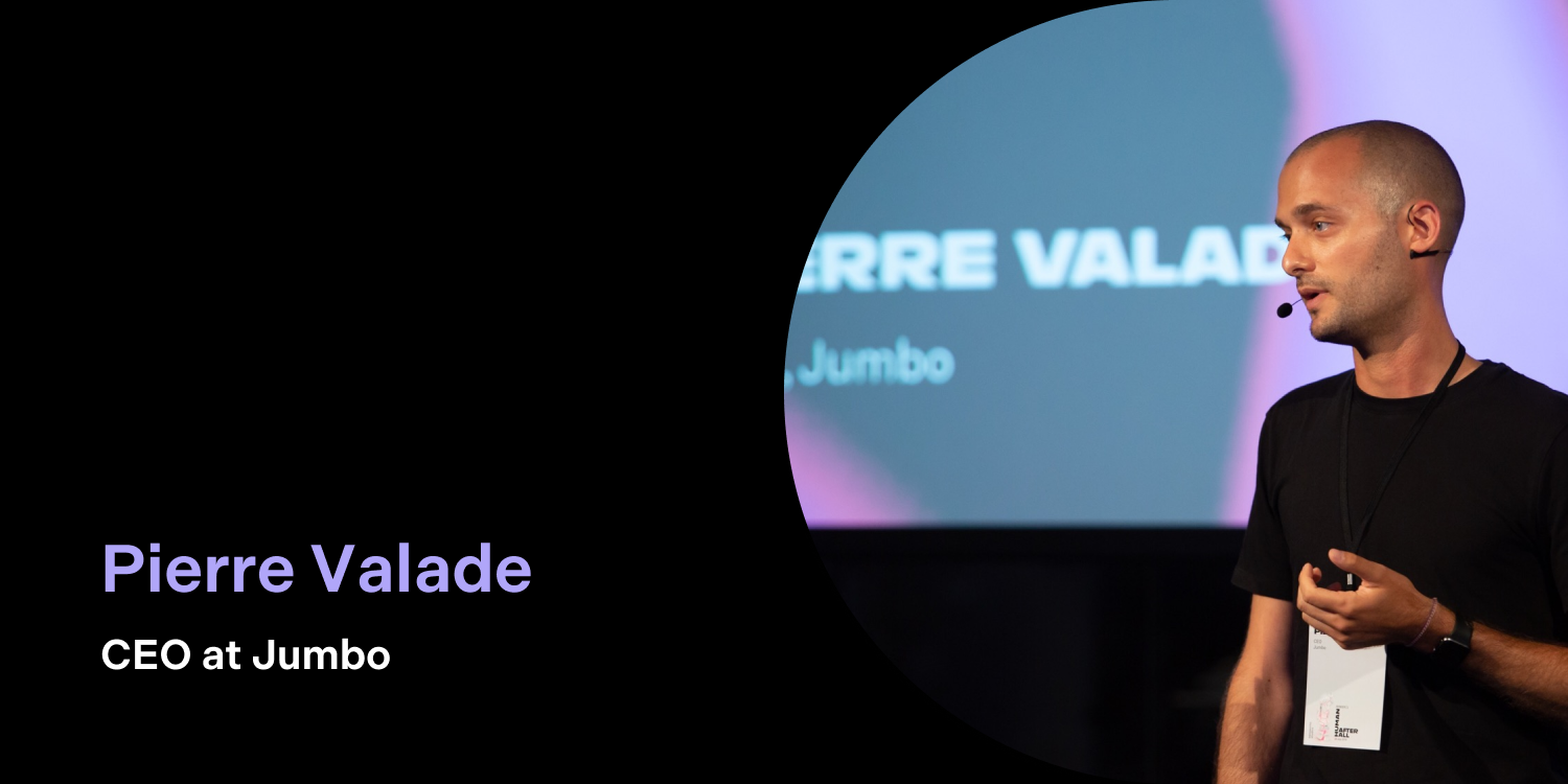 Pierre Valade, CEO at Jumbo Privacy