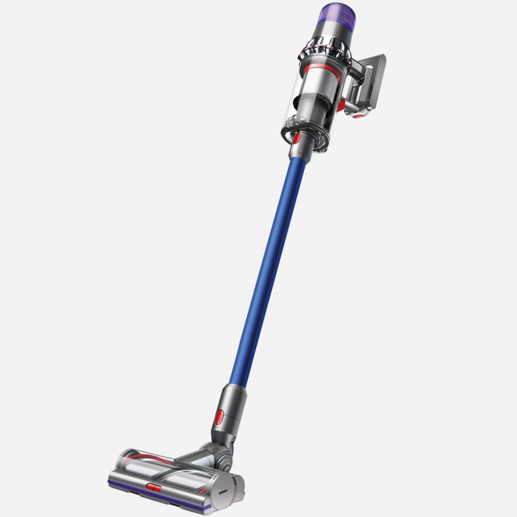 Dyson Akkustaubsauger V11 Absolute Extra nickel/blau