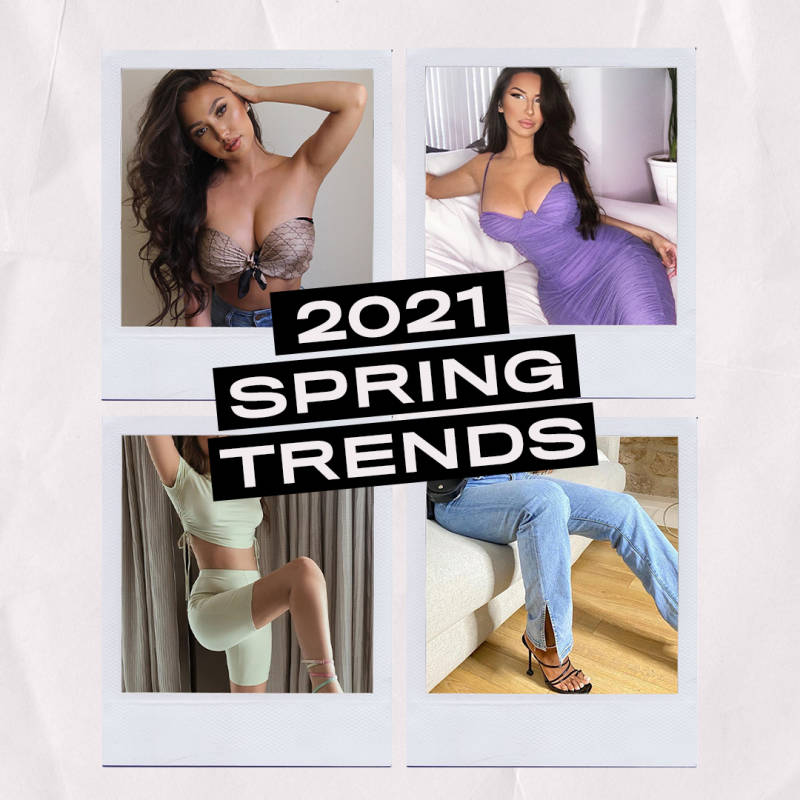 Top 4 Trends of Spring 2021