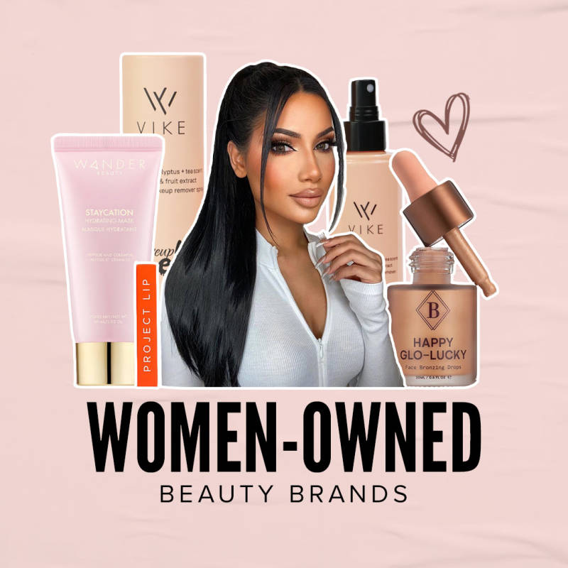 Women Owned Beauty Brands on NovaBeauty