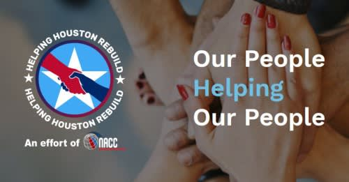 Helping Houston Rebuild Donation Recipient