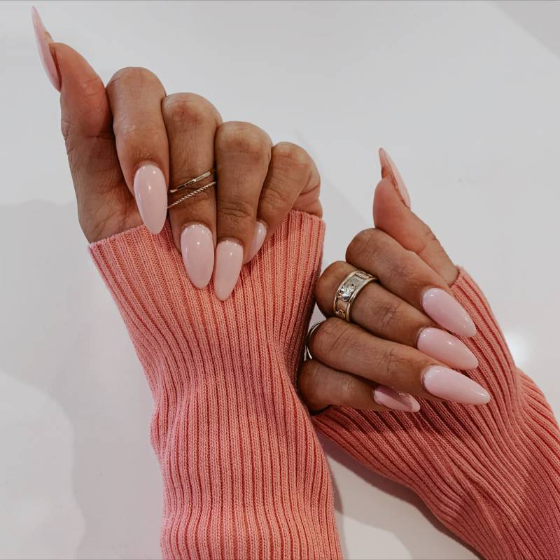 Perfect soft pink