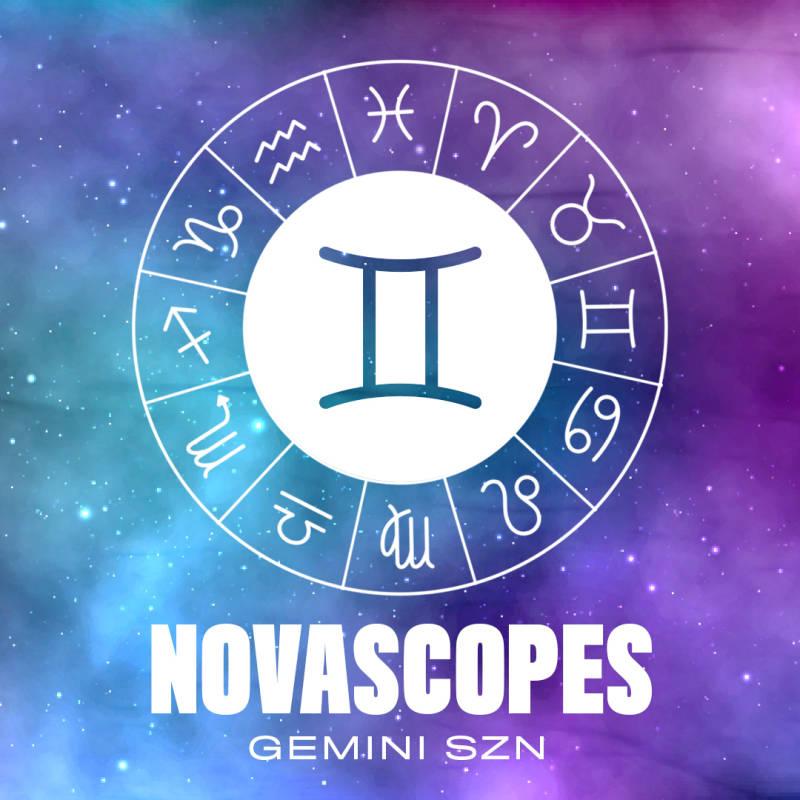 Gemini SZN NovaScopes