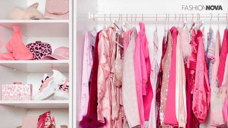 Zoom Background Fashion Nova Closet