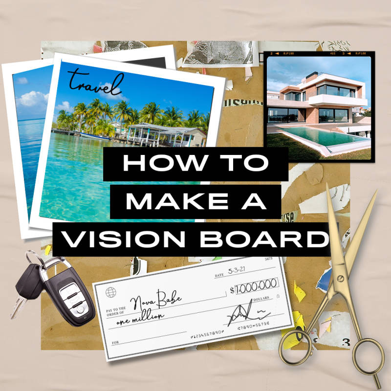How To Make An Effective Vision Board That Works