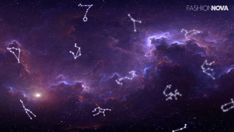 Zoom Background Zodiac Sky