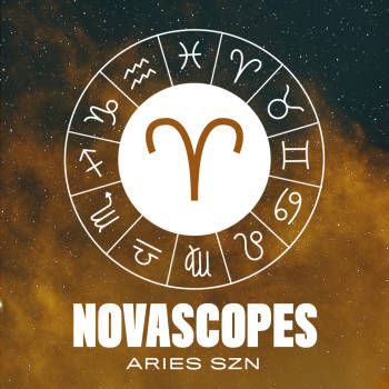 Aries SZN April Novascopes