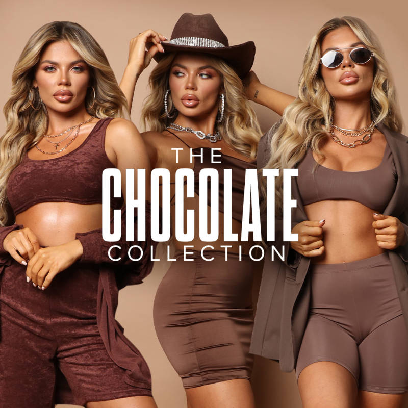 How To Look Delicious In Our Chocolate Collection