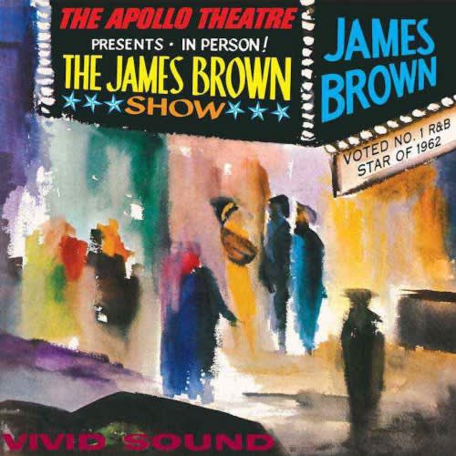 James Brown Live At The Apollo