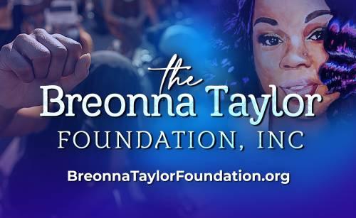 Breonna Taylor Foundation Donation