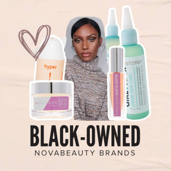 Black Owned NovaBeauty Brands