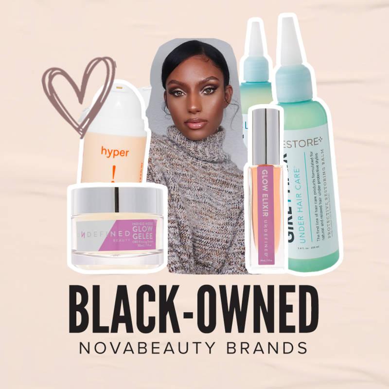Black Owned NovaBeauty Brands