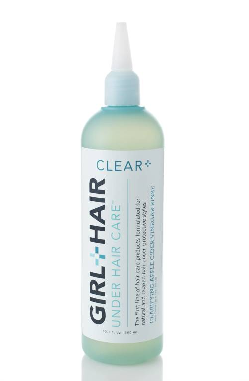 Girl + Hair Apple Cider Vinegar Clarifying Rinse