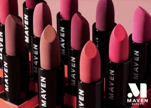 Maven Lipstick Launch